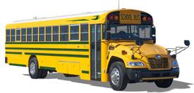 Vision - propane bus
